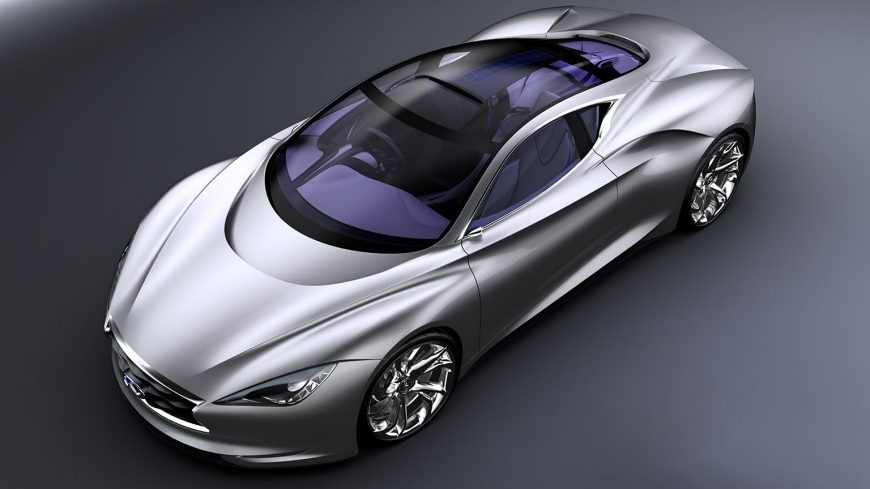 Concept Cars Inspired By Desire Infiniti Emerg E