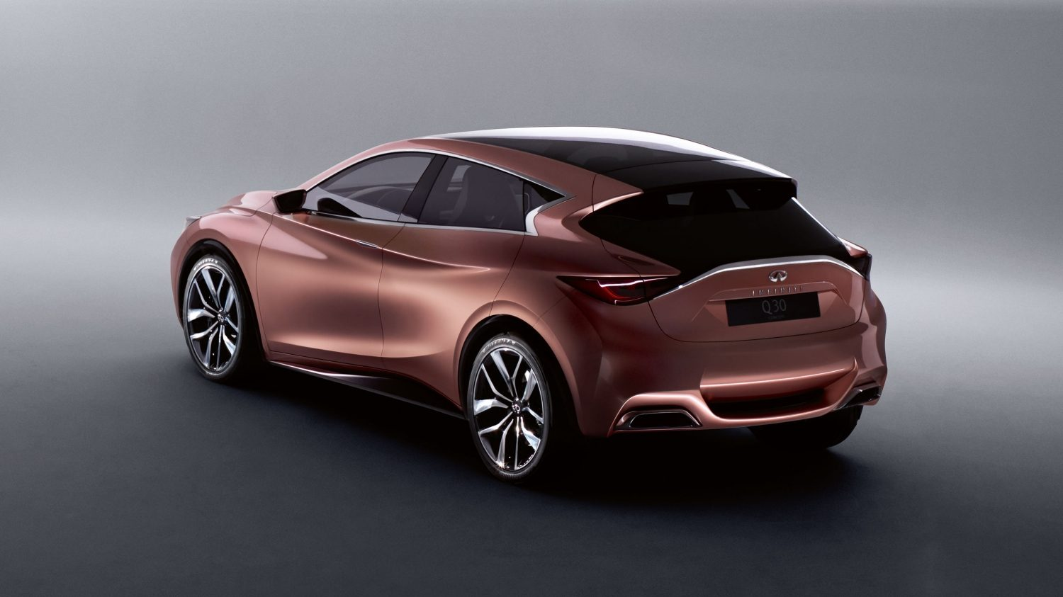 infiniti q30 concept car infiniti concept car. Black Bedroom Furniture Sets. Home Design Ideas