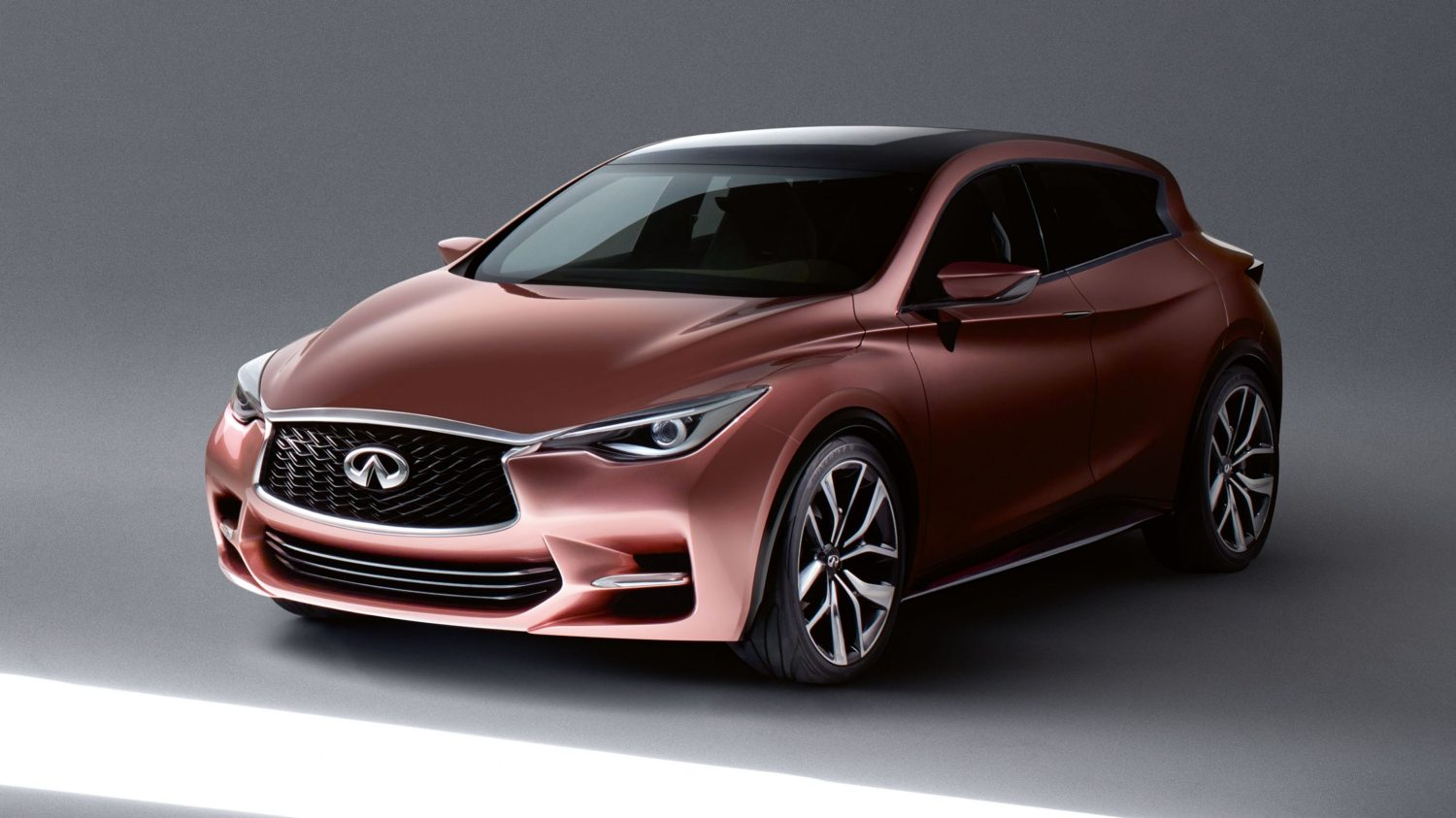 Q30 concept for South motors infiniti used cars