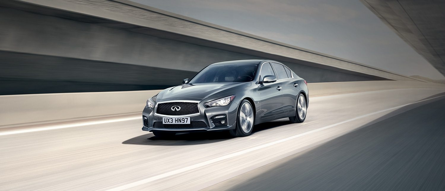 Infiniti Q50 | Technology For A Better You