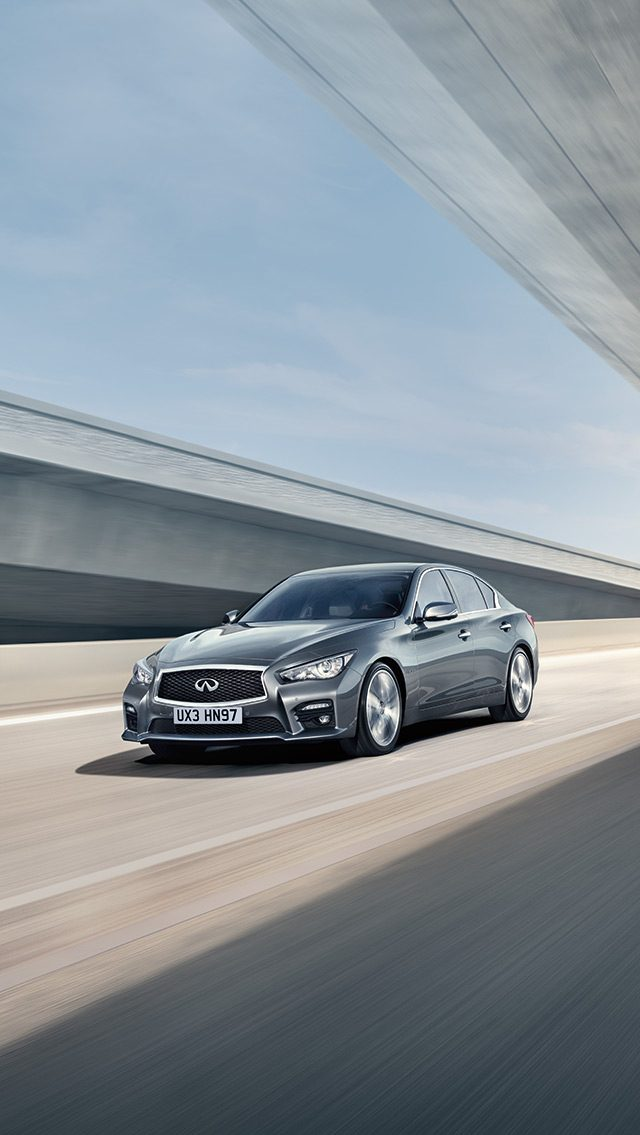 Infiniti Q50 Innovation that empowers