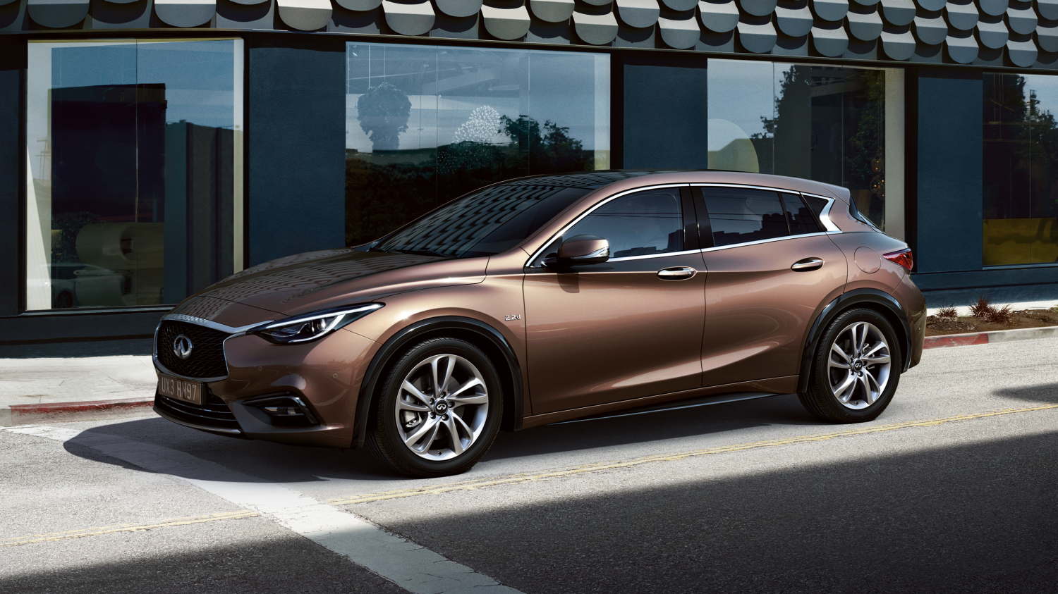 Infiniti Q30 | Soon to be launched, South Africa