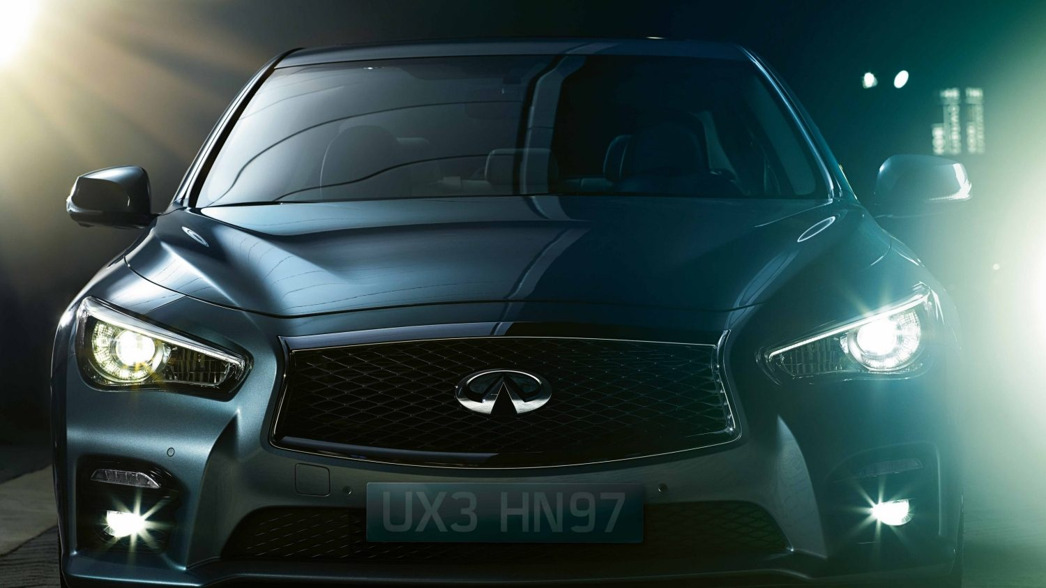 Infiniti Q50 LED Headlights