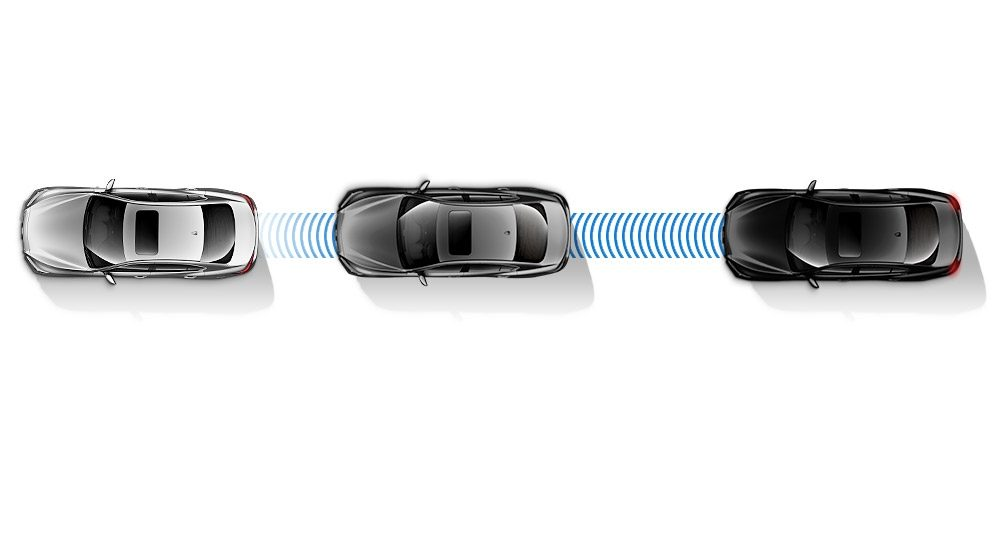 Predictive Forward Collision Warning (FCW)