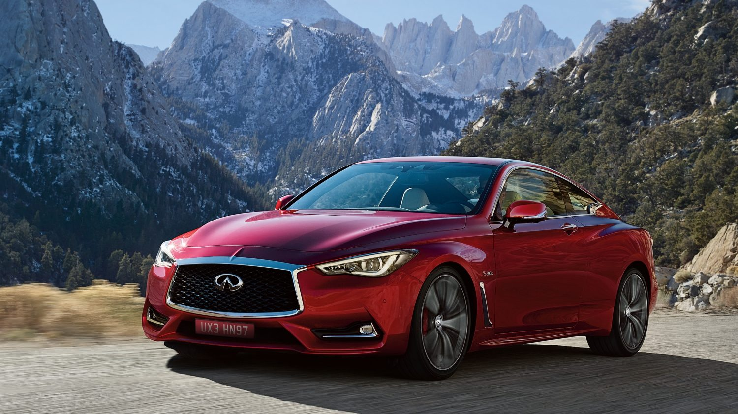 Bose Speakers For Cars >> All-New Infiniti Q60 Coupe - Luxury High Performance Sports Coupe Car