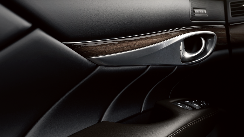 Infiniti q70 design luxuri ser innenraum und for Innenraum design