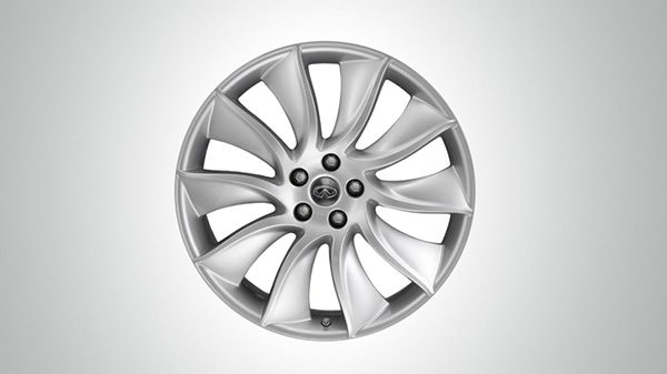 21'' Alloy Wheels