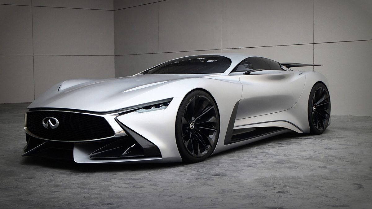 Top page gt gt infinite - Infiniti Vision Gt
