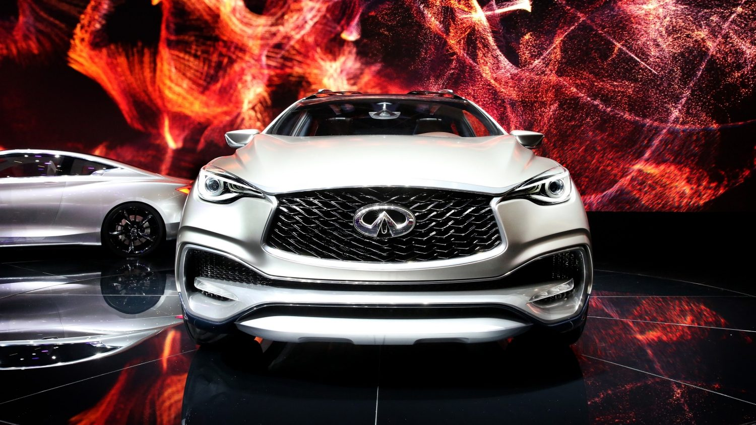QX30 Concept Launch