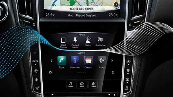 FIND OUT MORE ABOUT INFINITI INTOUCH
