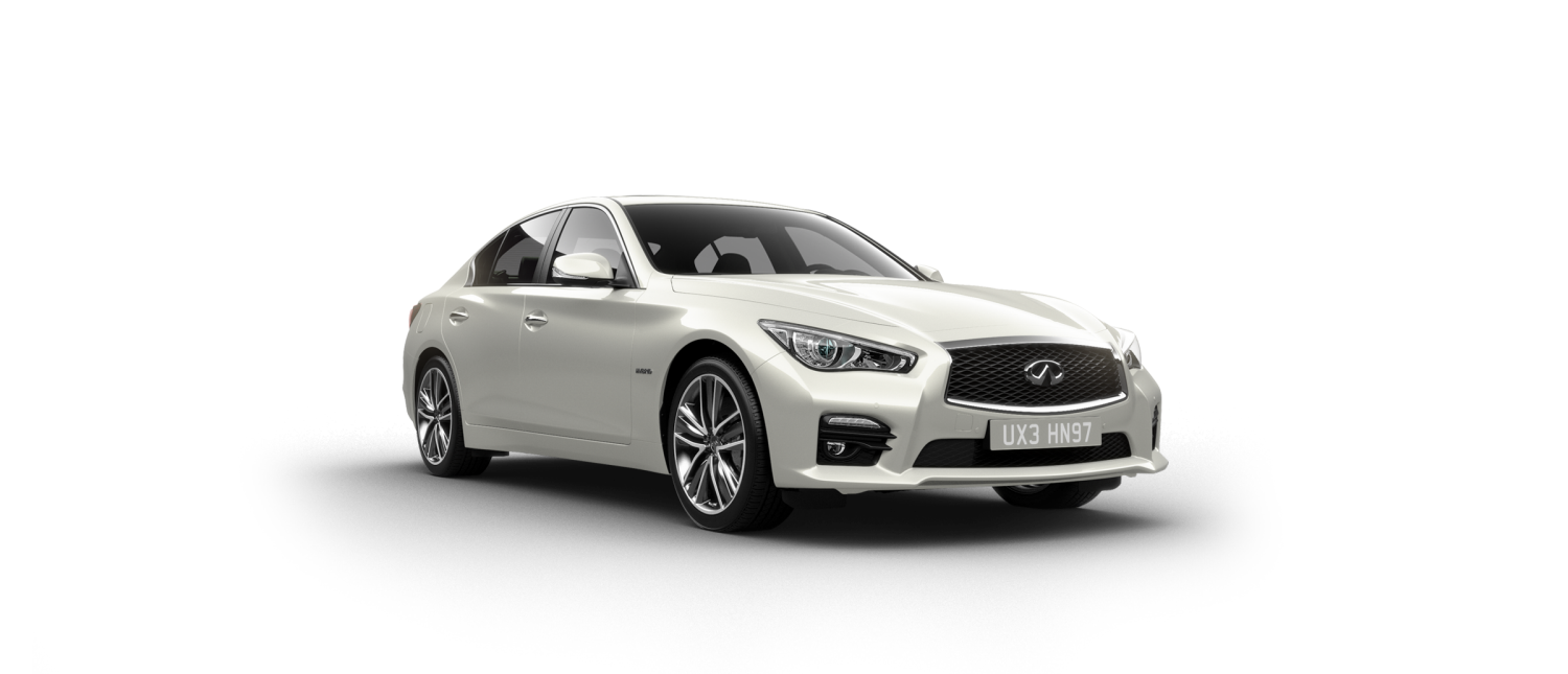 Q50 Moonlight White