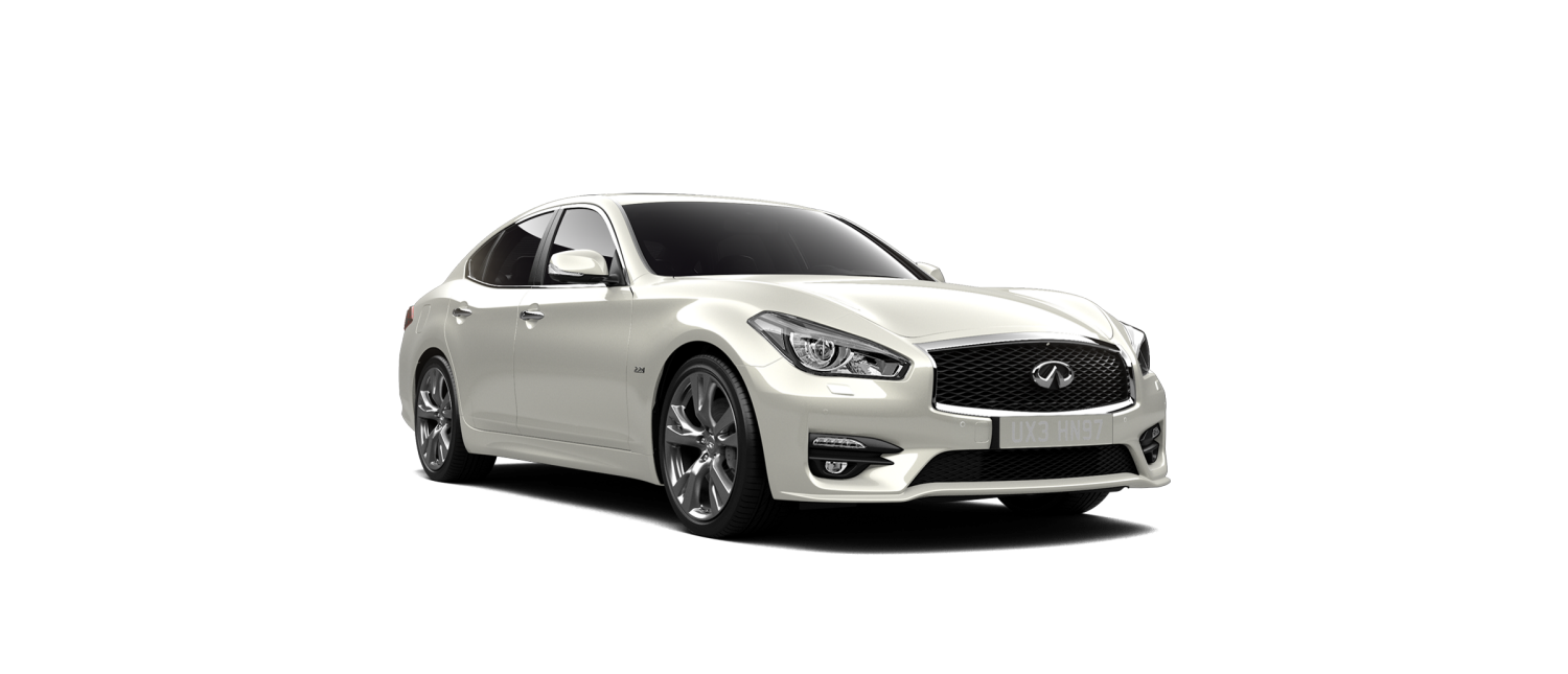 Q70 Moonlight White