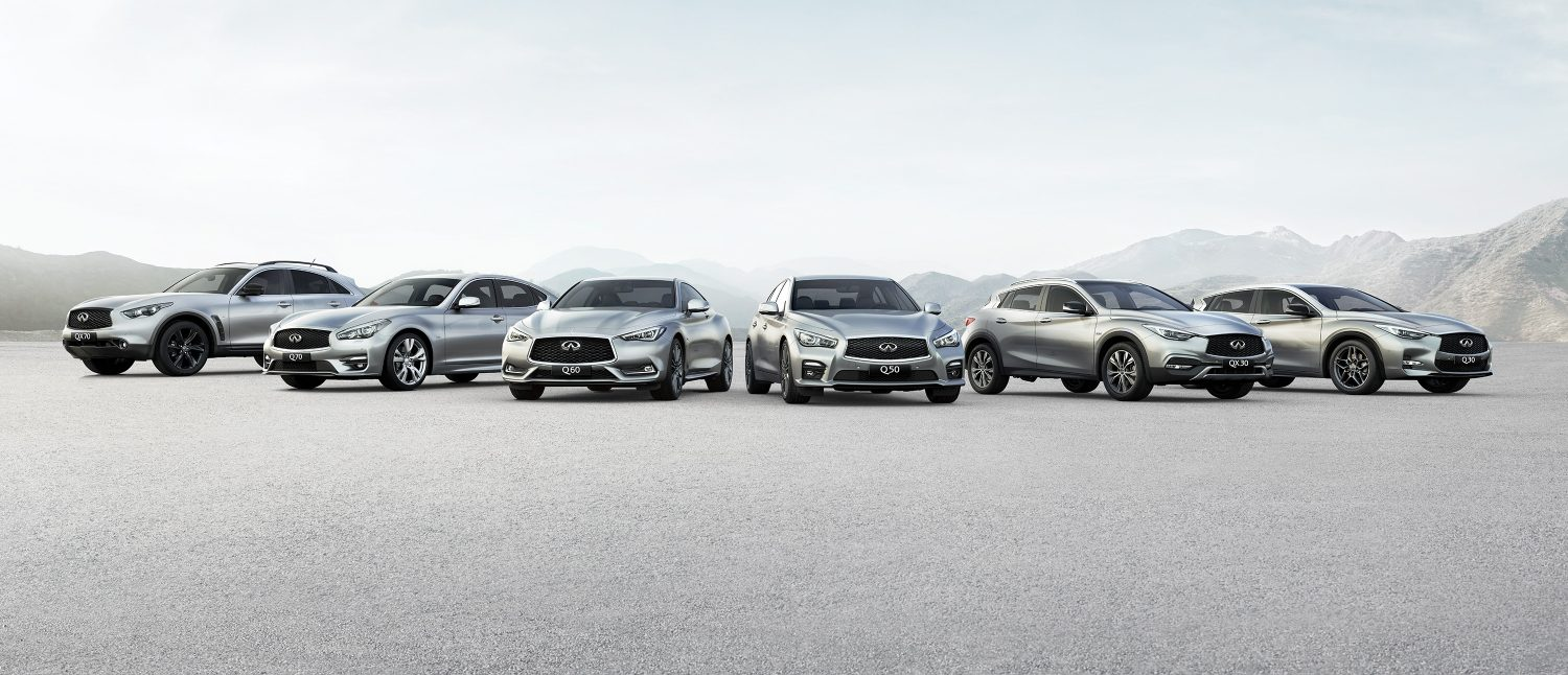 INFINITI IGNITION EVENT UNTIL 28TH FEBRUARY