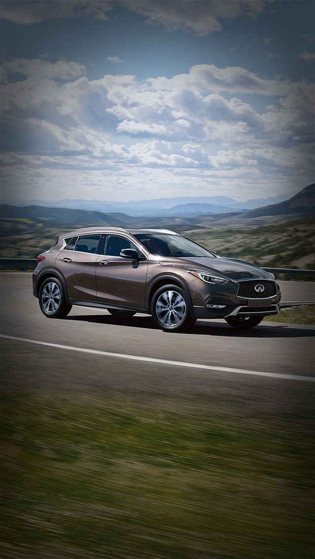 Coming Soon – The First Ever Infiniti QX30