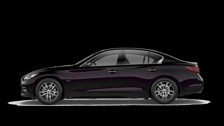 Luxury Vehicle: INFINITI Hong Kong