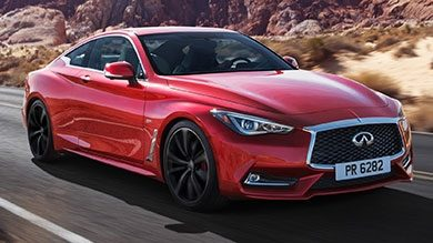 NEW INFINITI Q60 SPORTS COUPE