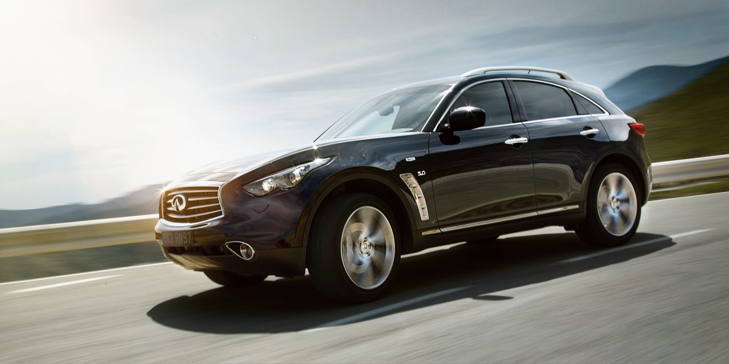 INFINITI QX70 | The Original