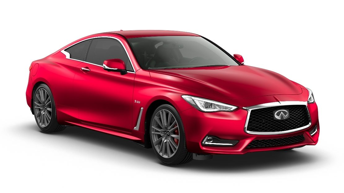 New Infiniti Coupe Luxury High Performance Sports Coupe Car