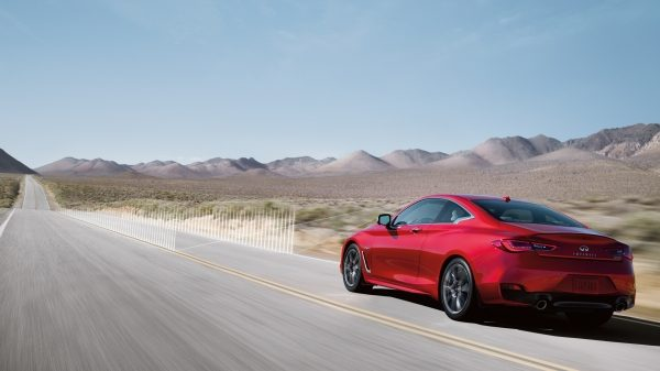 Pushing Technology Further an Unwavering Trajectory | INFINITI