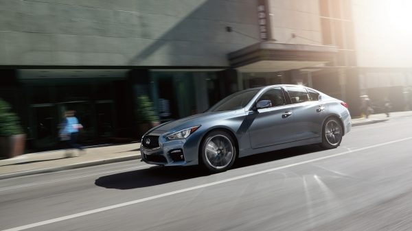 Pushing Technology Further Adapt With Ease | INFINITI