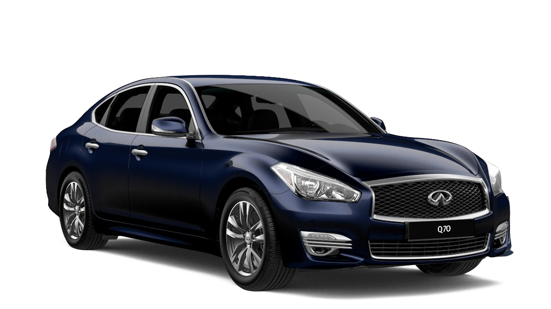 2017 INFINITI Q70 Pulse-racing luxury saloon