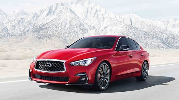 All-new 2018 Q50 Debut
