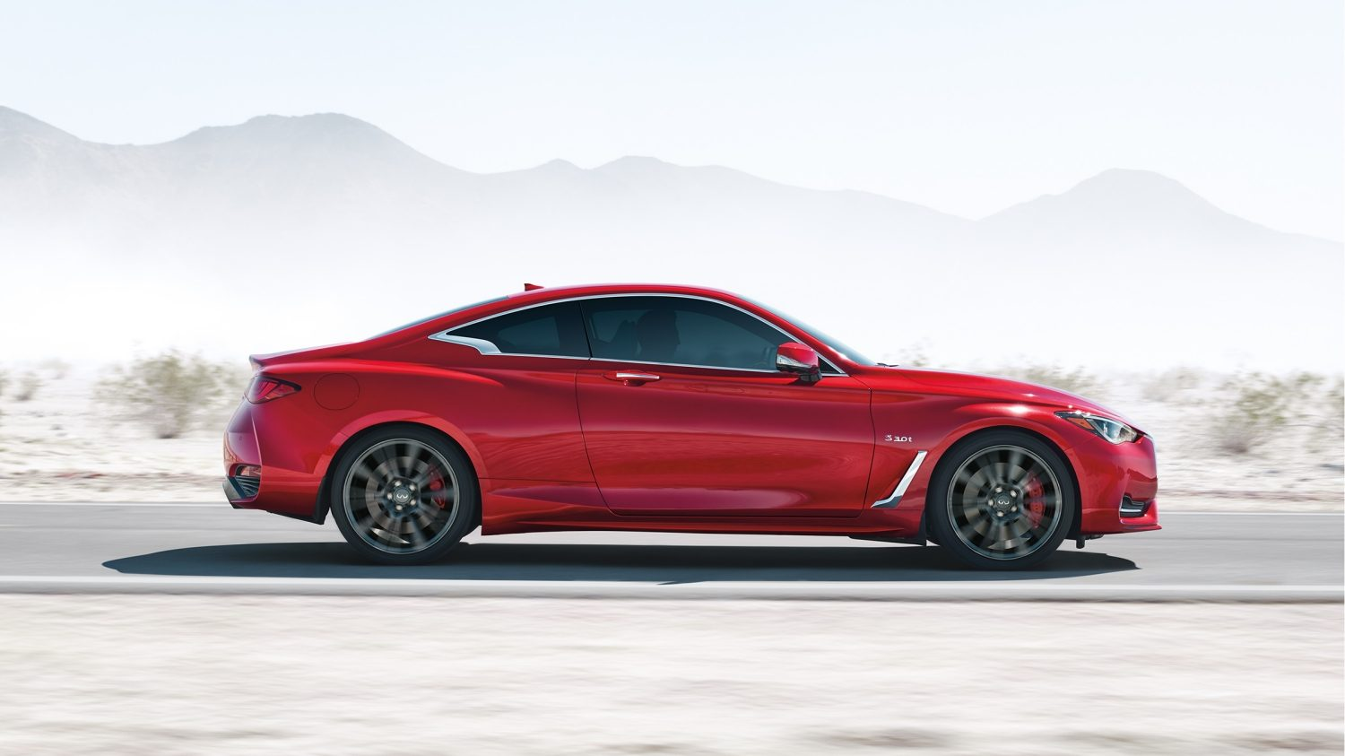 2018 INFINITI Q60 Red Sport 400 Performance Sports Coupe | Design and Artistry