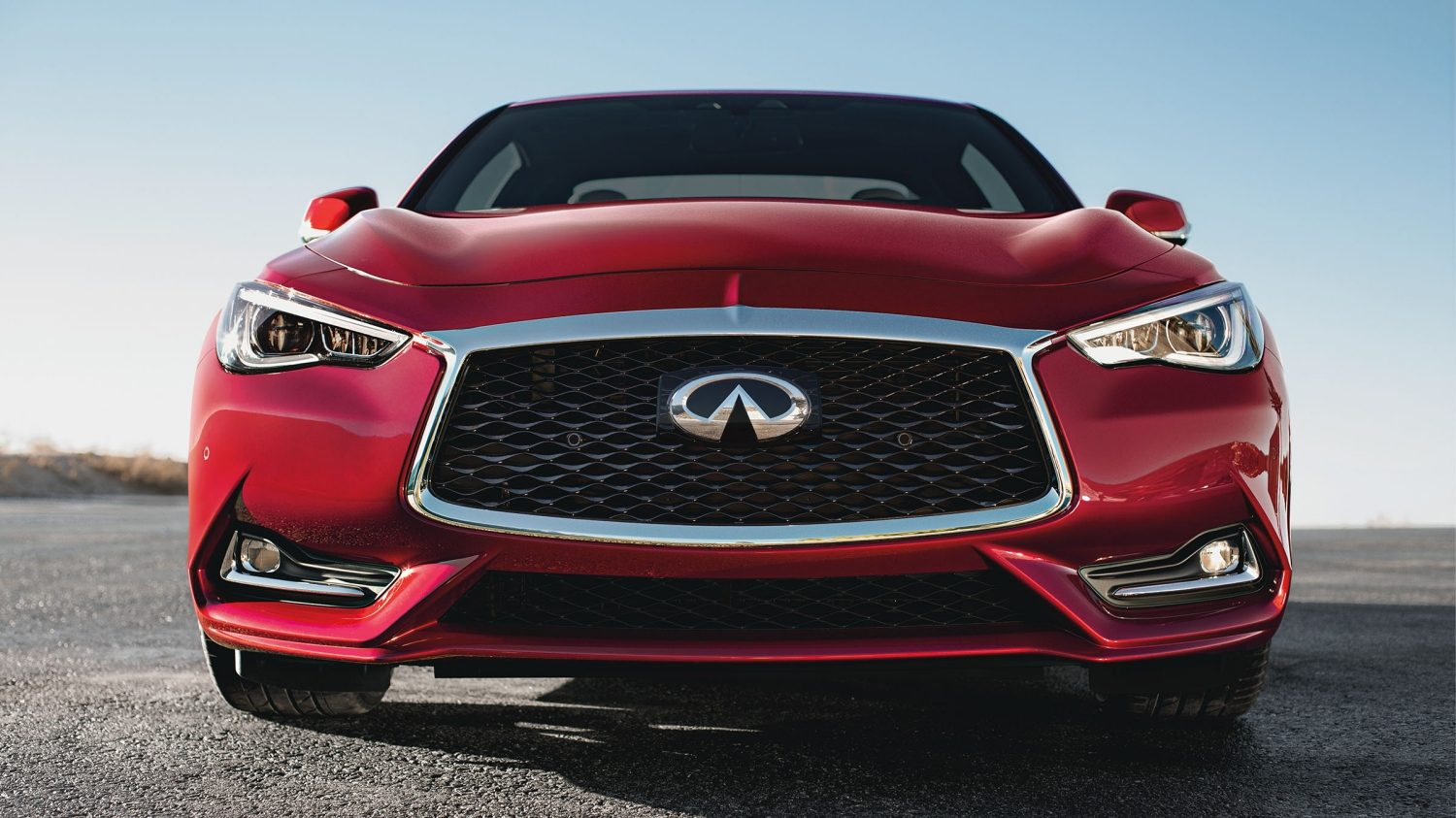 2018 INFINITI Q60 Red Sport 400 Performance Sports Coupe | Performance and Power