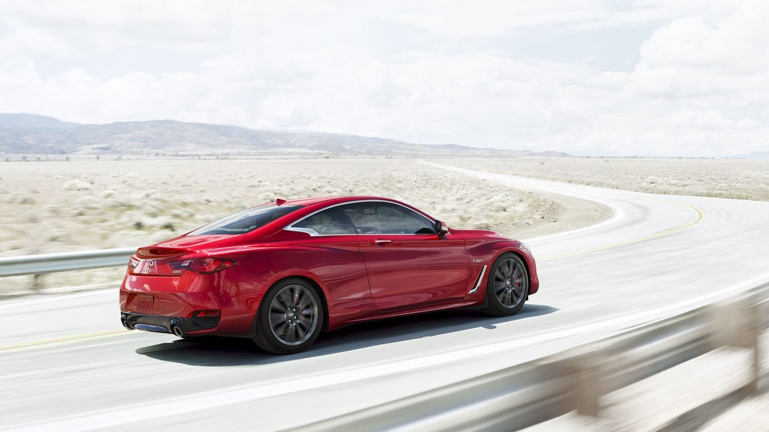 2018 INFINITI Q60 Red Sport 400 Performance Sports Coupe | Safety and Control