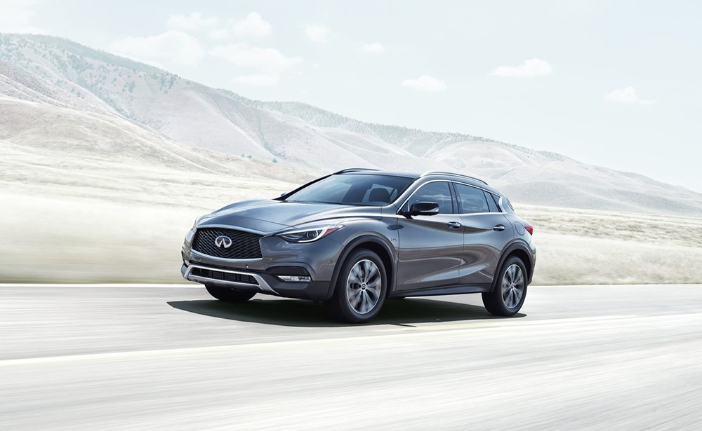 ALL-NEW QX30 PREMIUM ACTIVE CROSSOVER DEBUT!
