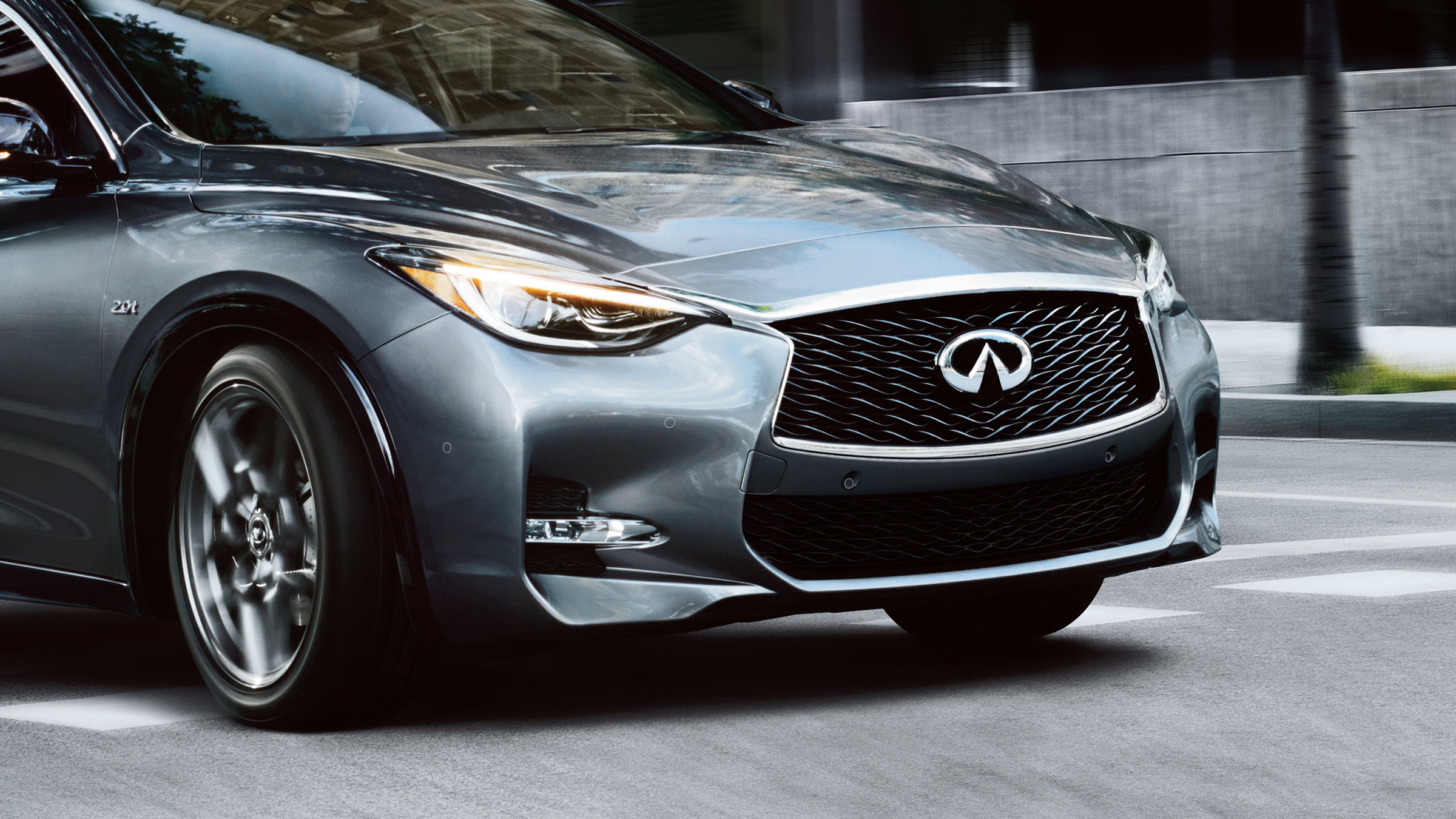crossover watch interior awd and infiniti infinity exterior drive youtube