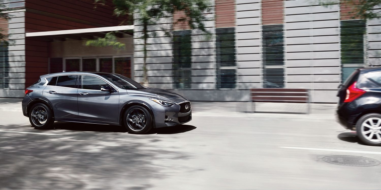 2018 INFINITI Q30 Crossover Safety