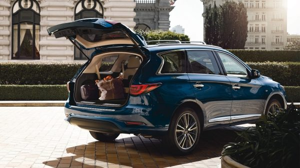 2018 INFINITI QX60 Crossover power liftgate