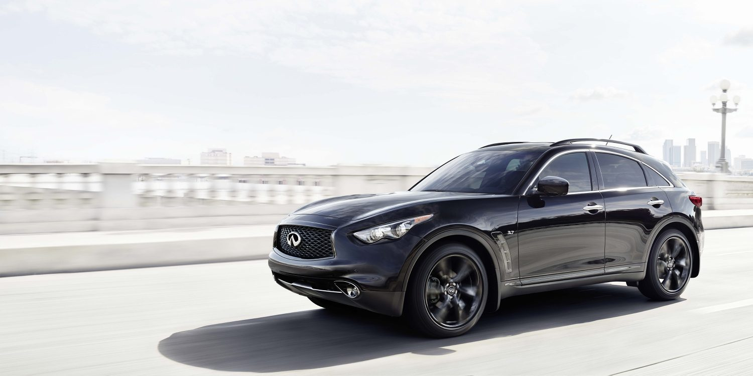 2018 INFINITI QX70 Performance Highlights