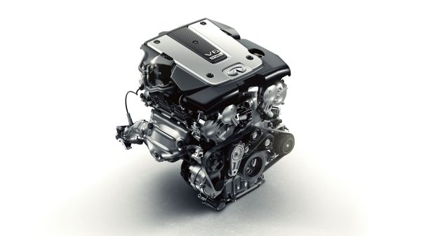 2018 INFINITI QX70 3.7l V6 Engine