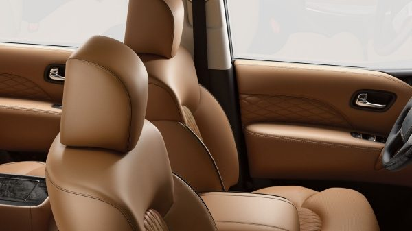 2018 INFINITI QX80 SUV Safety Features | Active Head Restraints