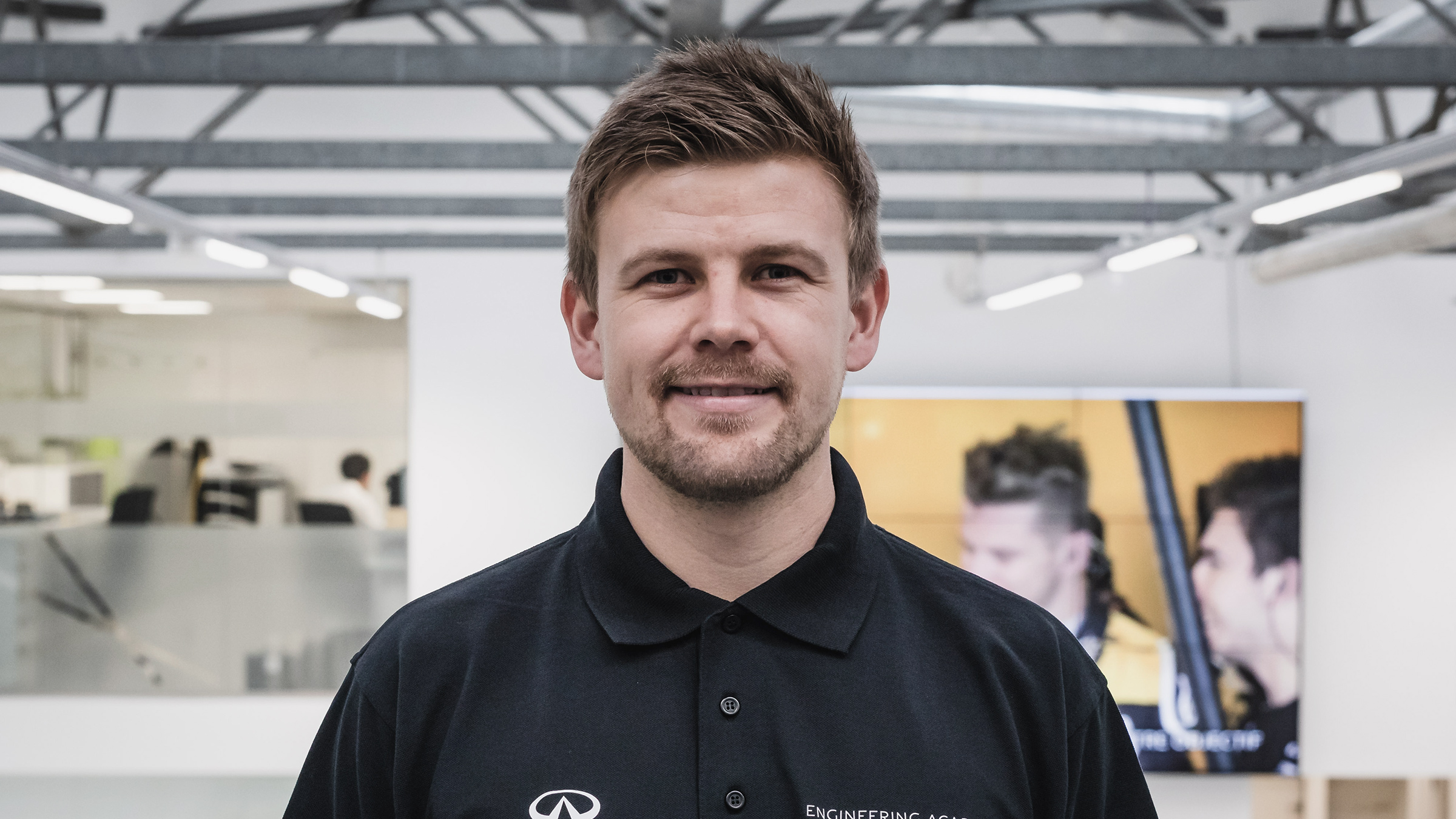 INFINITI Engineering Academy 2019 Engineer Benedikt Helling Profile