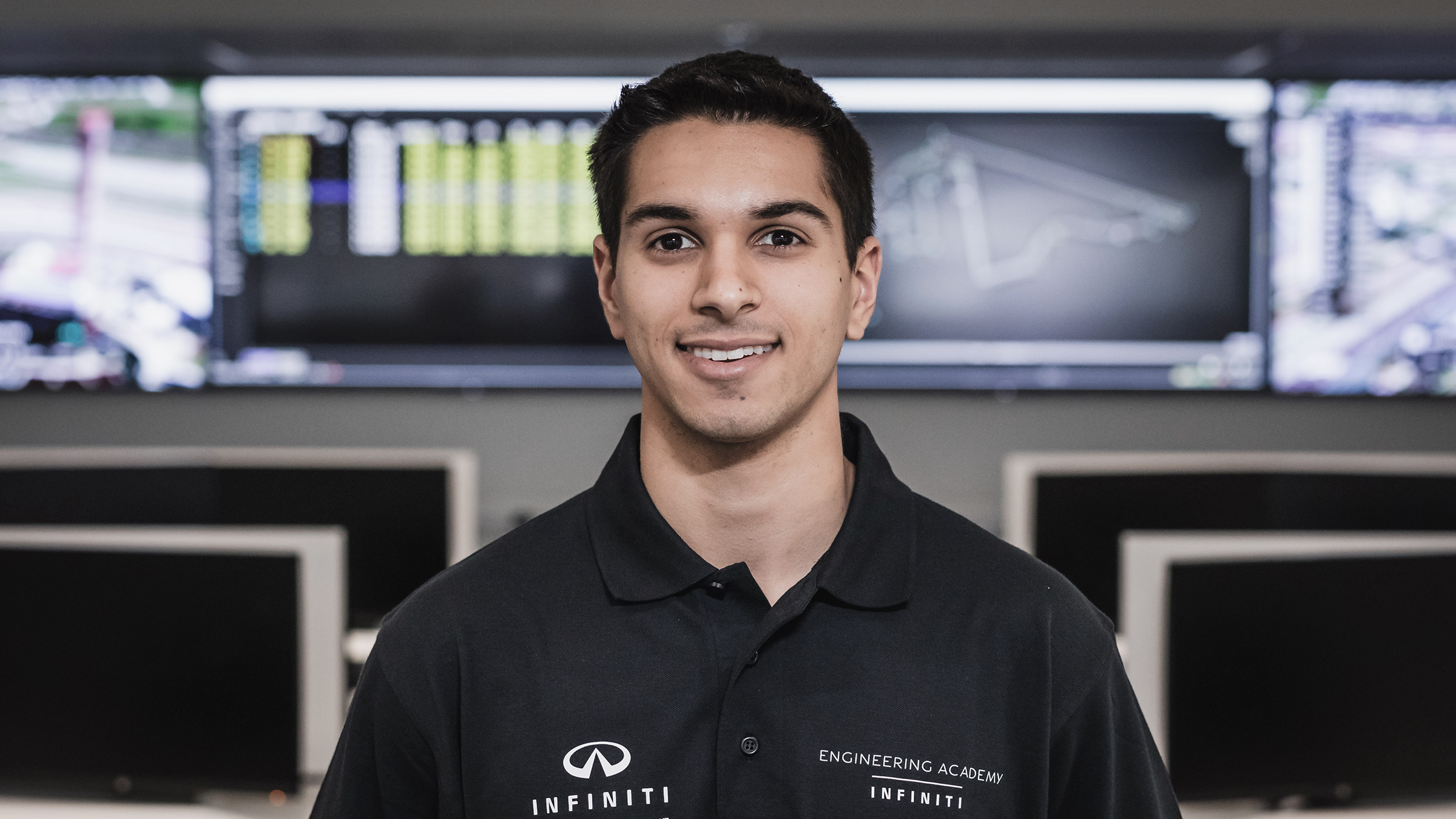 INFINITI Engineering Academy 2019 Engineer Chase Pelletier Profile