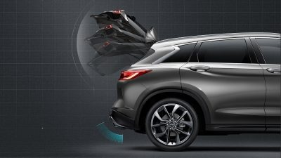 2019 INFINITI QX50 Luxury Crossover Motion Activated Liftgate