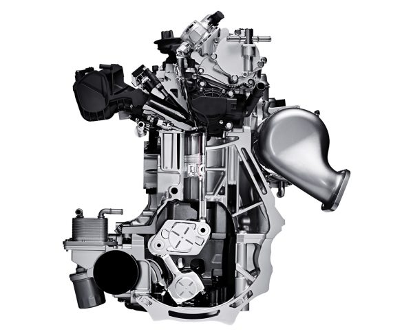 INFINITI 2019 VC Turbo Engine
