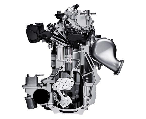 INFINITI 2019 VC Turbo Engine