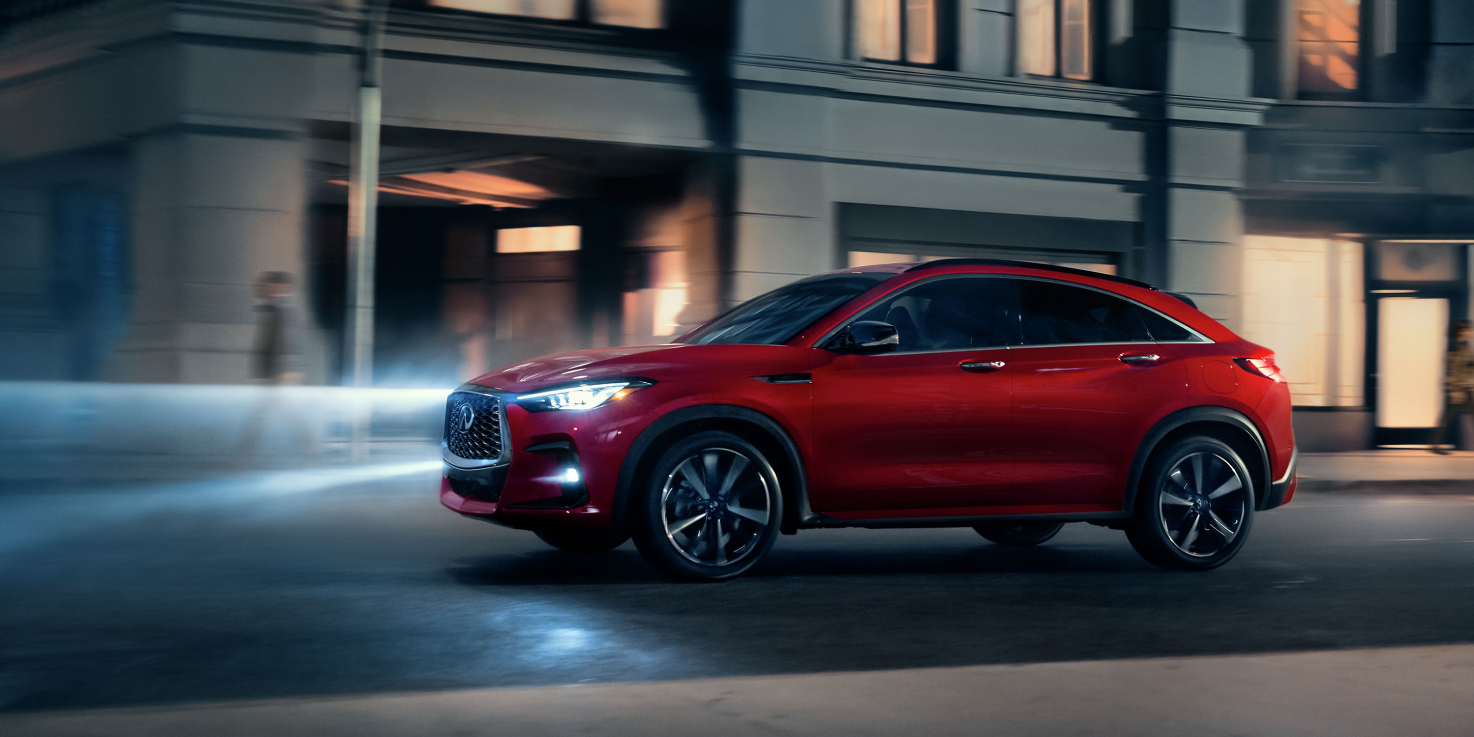 2022 INFINITI QX55 Crossover Coupe