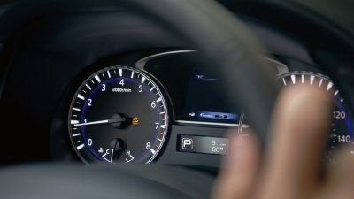 2020 INFINITI QX60 Crossover interior gauges