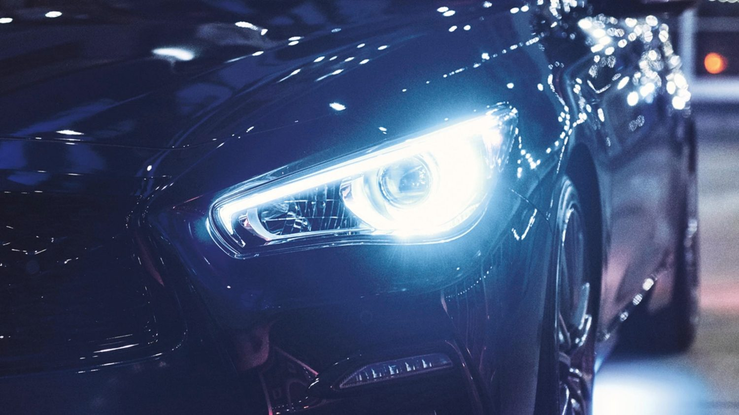 INFINITI Q50 Advanced Lighting System