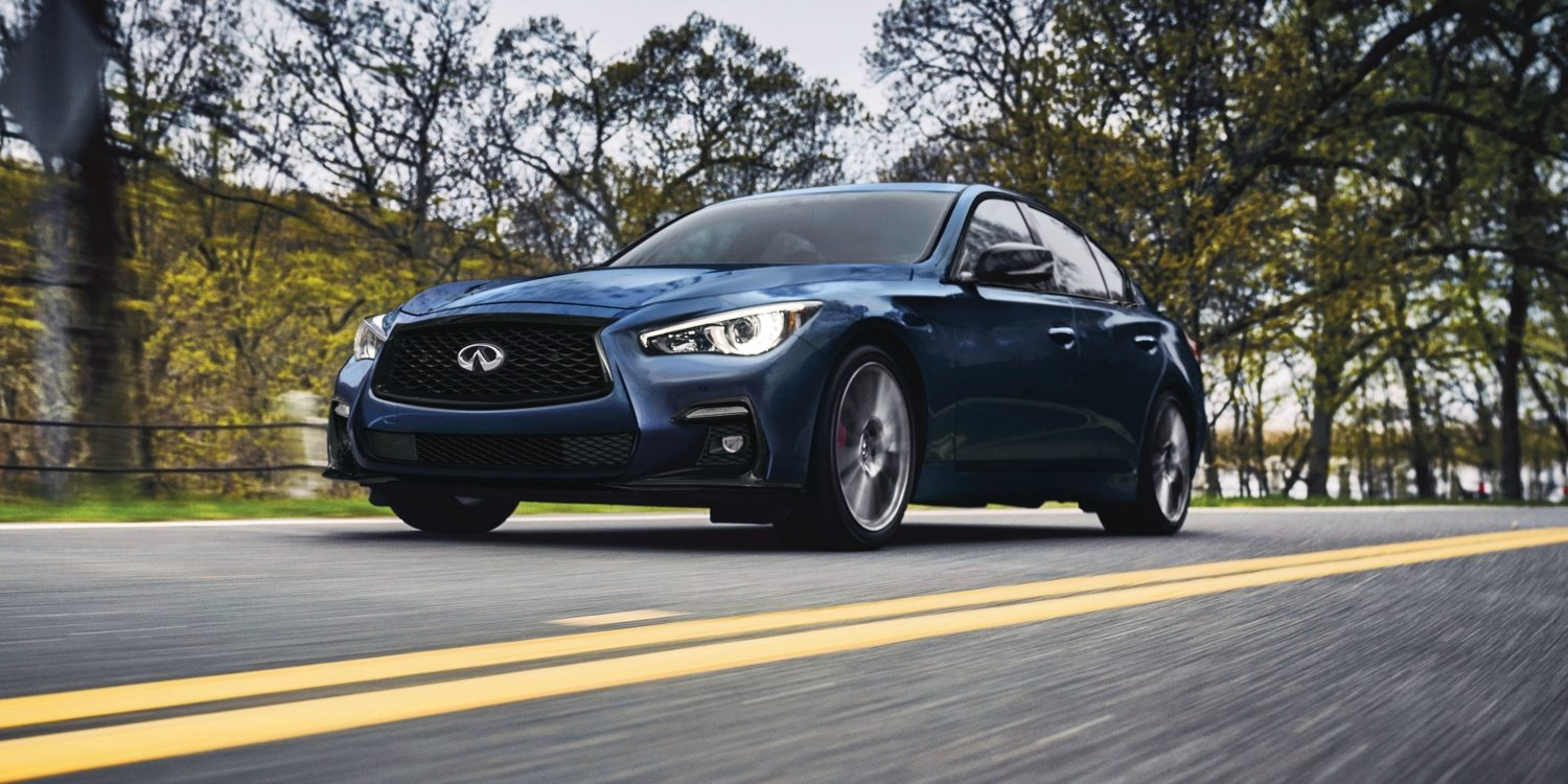 INFINITI Q50 Safety & Drive Assist