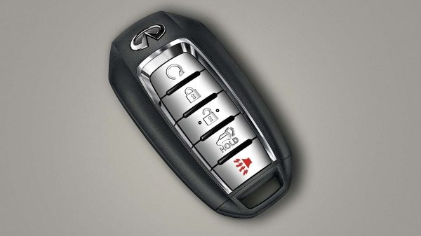 INFINITI Q50 Intelligent Key