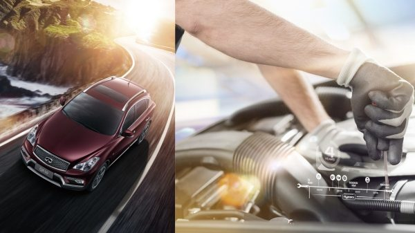 INFINITI Qatar Ownership Warranty Car Service Maintenance - Infiniti warranty