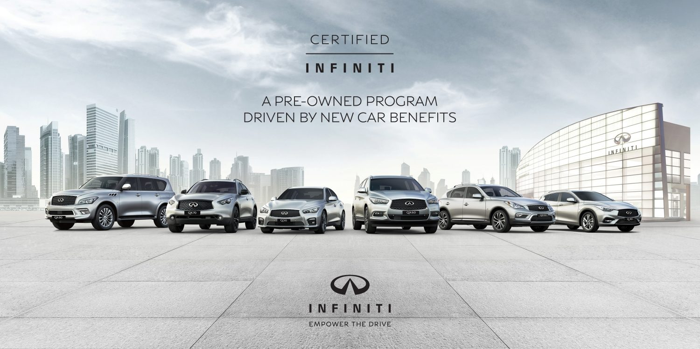 Infiniti Certified Pre Owned >> Infiniti Certified