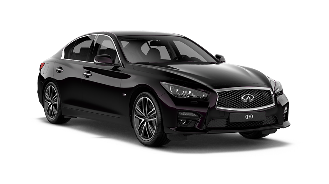 Q50 2.2d Sport 7AT with Visibility pack and Multimedia pack