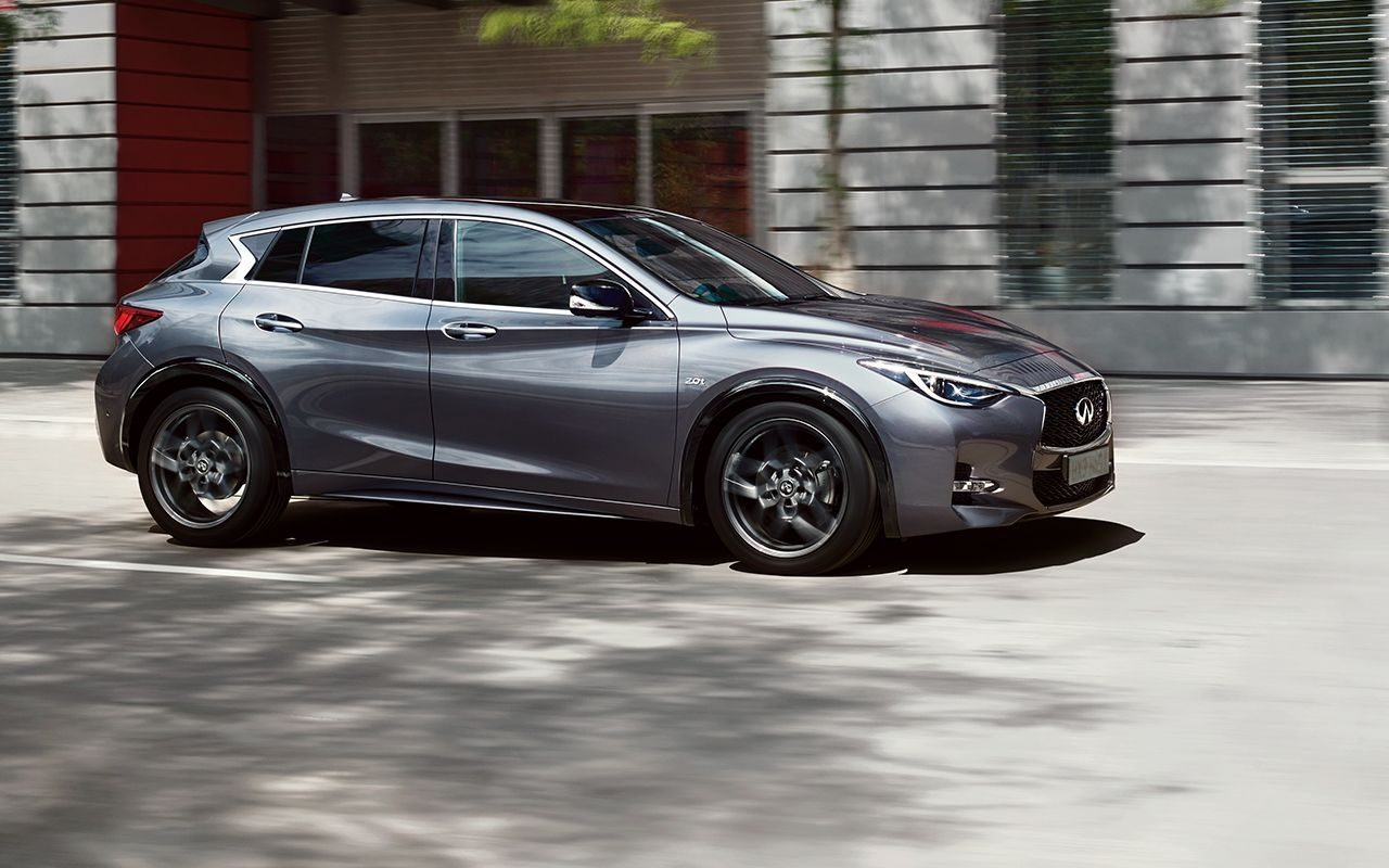 The All New Infiniti Q30